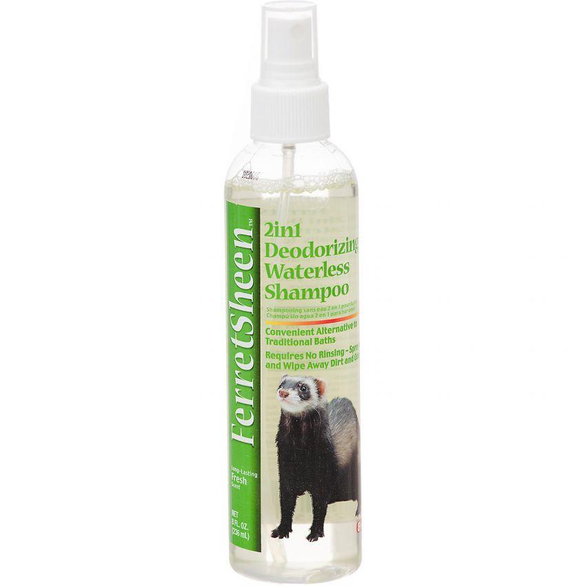 Агроветзащита шампунь шустрик для грызунов с чувствительной кожей