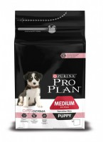 PRO PLAN Puppy Sensitive Skin Medium Лосось/Рис - ЗооУрал